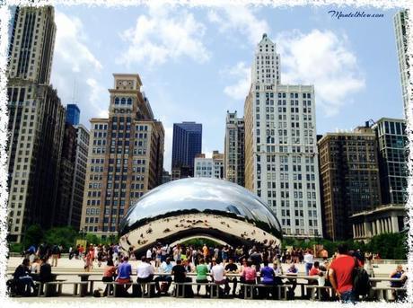 Chicago Gloud Gate