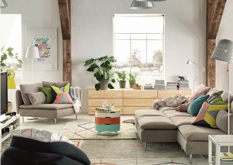Ikea 2015 catalog preview - Ikea decoracion salon ...
