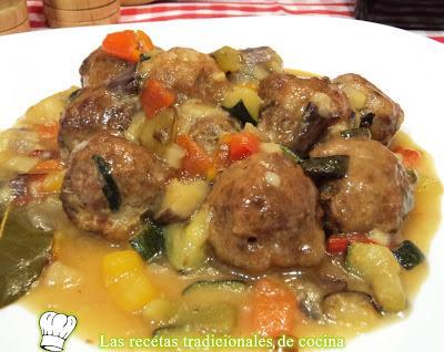 Recetario con recetas de carne paperblog - Salsa para verduras al horno ...