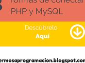 Cómo conectar Mysql?