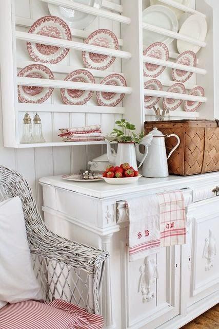 Guardar la vajilla en muebles rusticos paperblog - Vajilla rustica ...