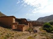 Wanougdal Ouanougdal. Aldeas Valle Bouguemez. Marruecos
