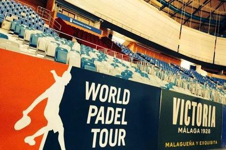Comienza la prueba en Malaga del World Padel Tour