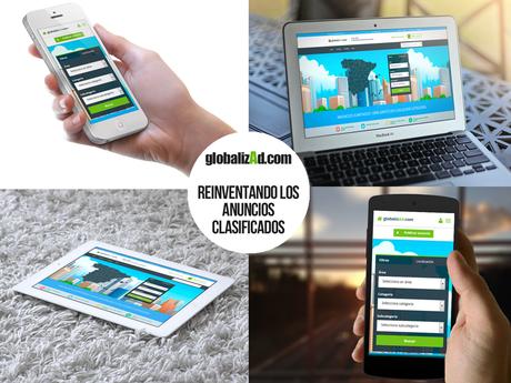 globalizAd.com, los anuncios clasificados online se reinventan
