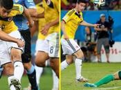 James frente Uruguay mejor mundial según FIFA
