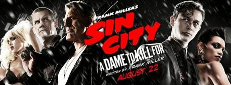 Spot Televisivo De Sin City: A Dame To Kill For