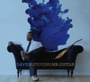 El guitarrista David P. Stevens edita Mr. Guita