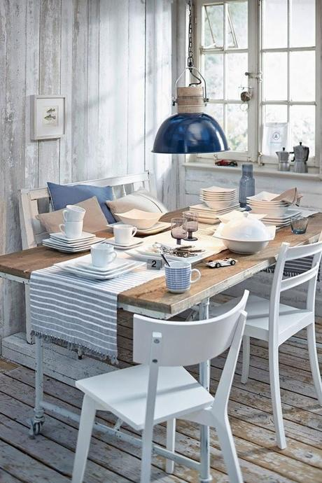 Comedores Rusticos I Rustic Dining Rooms I Paperblog