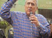 puño cerrado mano alto: ROGER TABAOADA AFIRMA JEEC TAMBIÉN INTEGRA CORRUPCIÓN JAVIER ALVARADO…