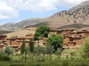 Ifrane. Aldeas Valle Bouguemez. Marruecos