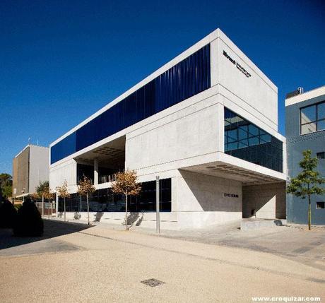 PLM-005-Europa Office Building ParcBIT-2