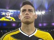 colombiano James Rodríguez, nuevo jugador Real Madrid