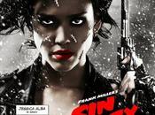 """Nancy protagoniza otro nuevo póster exclusivo para comic-con """"sin city: dama matar"""""""