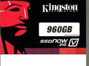 Kingston muestra nueva unidad estado solido SSDNow V310