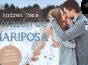 'Corazón mariposa', Andrea Tomé