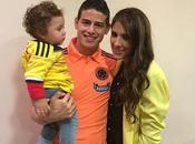 James Rodríguez, Real Madrid para familia