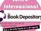 ¡Concurso Internacional! Born Between Books