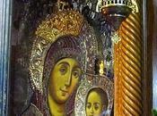 Íconos Virgen María. Israel
