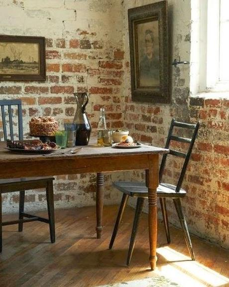 Comedores Rusticos / Rustic Dining Rooms - Paperblog