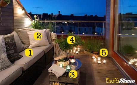 5 imprescindibles para disfrutar de mi terraza paperblog - Como cerrar una terraza ...