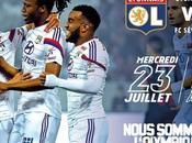 Segundo amistoso pretemporada ante Olympique Lyon
