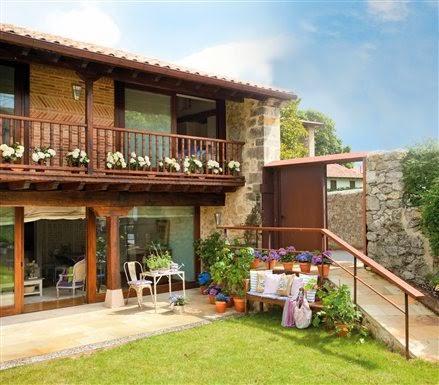 Casa rustica en cantabria rustic style house in - Casa rustica cantabria ...
