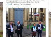 París diputados diversas tendencias manifiestan apoyo cristianos Irak