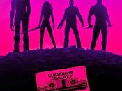 Póster IMAX Guardians Galaxy