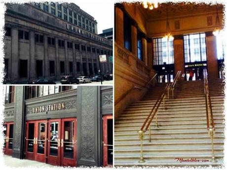 Union Station  Chicago Collage_Fotor