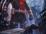 Comic-con: sorprenderte cartel arte conceptual ant-man