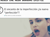 """ENCANTO IMPERFECCIÓN: NUEVA """"PERFECCIÓN""""?Est..."""