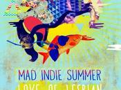 Indie Summer Festival: Lori Meyers, Love Lesbian, M.O.D.A Lamprologus