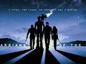 Guardianes galaxia: fantástico pósters creados matt ferguson
