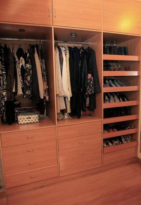 Zapatera ideal para un closet peque o dise o paperblog for Zapateras para espacios pequenos