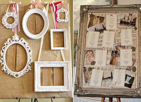 8 ideas para una boda shabby chic - Cuadros shabby chic ...