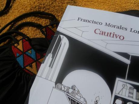 cautivo francisco morales lomas, editorial nazarí, reseña literaria,