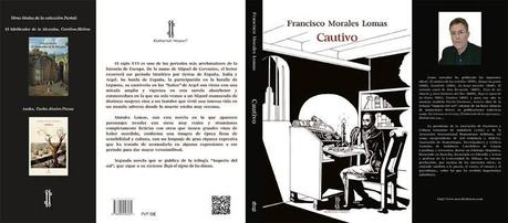 cautivo, francisco morales lomas, editorial nazari,