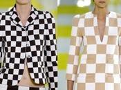 Geometría, moda tendencia