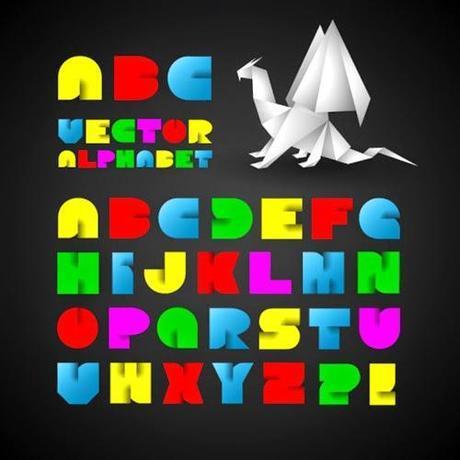 21 Alfabetos Vectorizados Gratis