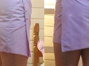Falda lila outfit