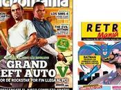 'RetroManía' revista Micromanía