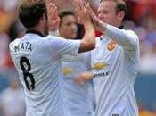 Manchester United venció Roma Denver