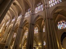 construyó Catedral Toledo