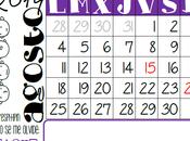 Calendario agosto 2014 {listo para imprimir}
