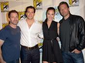 SDCC 2014: Primera imagen Wonder Woman footage presentación Batman Superman, Dawn Justice