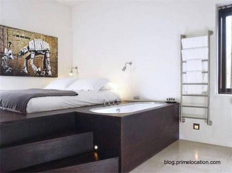 Modernos Ba Os Integrados Al Dormitorio Paperblog