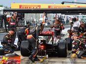 Maldonado culmina hungria 2014 mientras grosjean choca safety pista