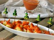 Patatas bravas salsa brava