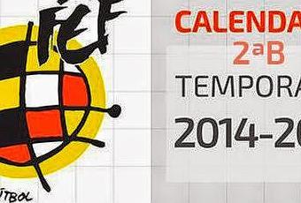 Calendario Segunda B Grupo 1.Calendario Segunda B Grupo 1 2014 2015 Paperblog