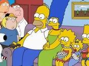 Cinco minutos crossover 'Los Simpson' 'Padre Familia'